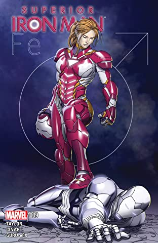 Superior Iron Man (2014-2015) #9