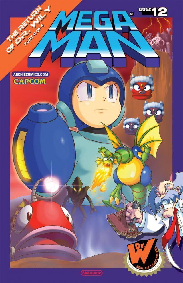 Mega Man #12