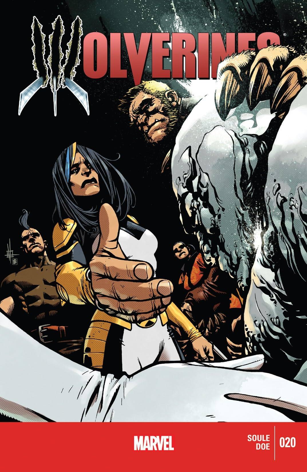 Wolverines (2015) #20