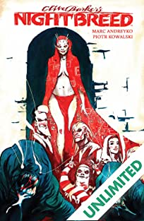 Clive Barker's Nightbreed Vol. 1