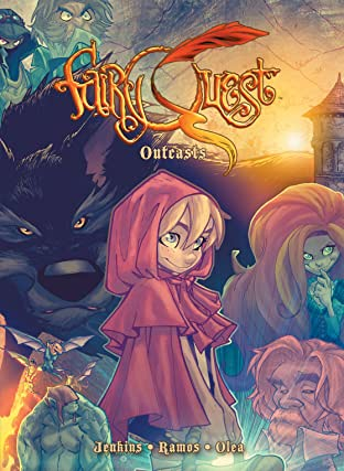 Fairy Quest Tome 2: Outcasts