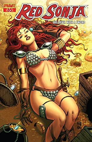 Red Sonja: She-Devil With A Sword #65