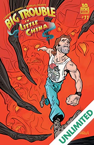 Big Trouble in Little China #11