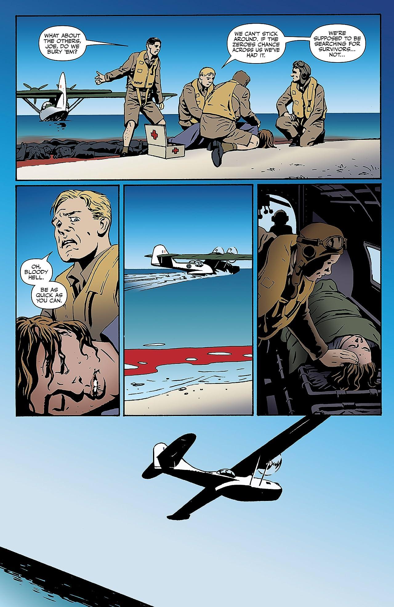 Battlefields Vol. 2: Dear Billy