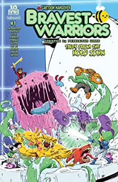 Bravest Warriors: Tales From The Holojohn #1