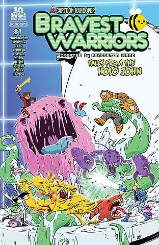 Bravest Warriors: Tales From The Holojohn #1