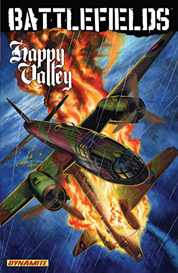 Battlefields Tome 4: Happy Valley