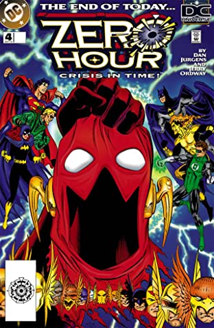 Zero Hour (1994) #4