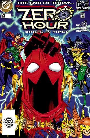 Zero Hour (1994) No.4
