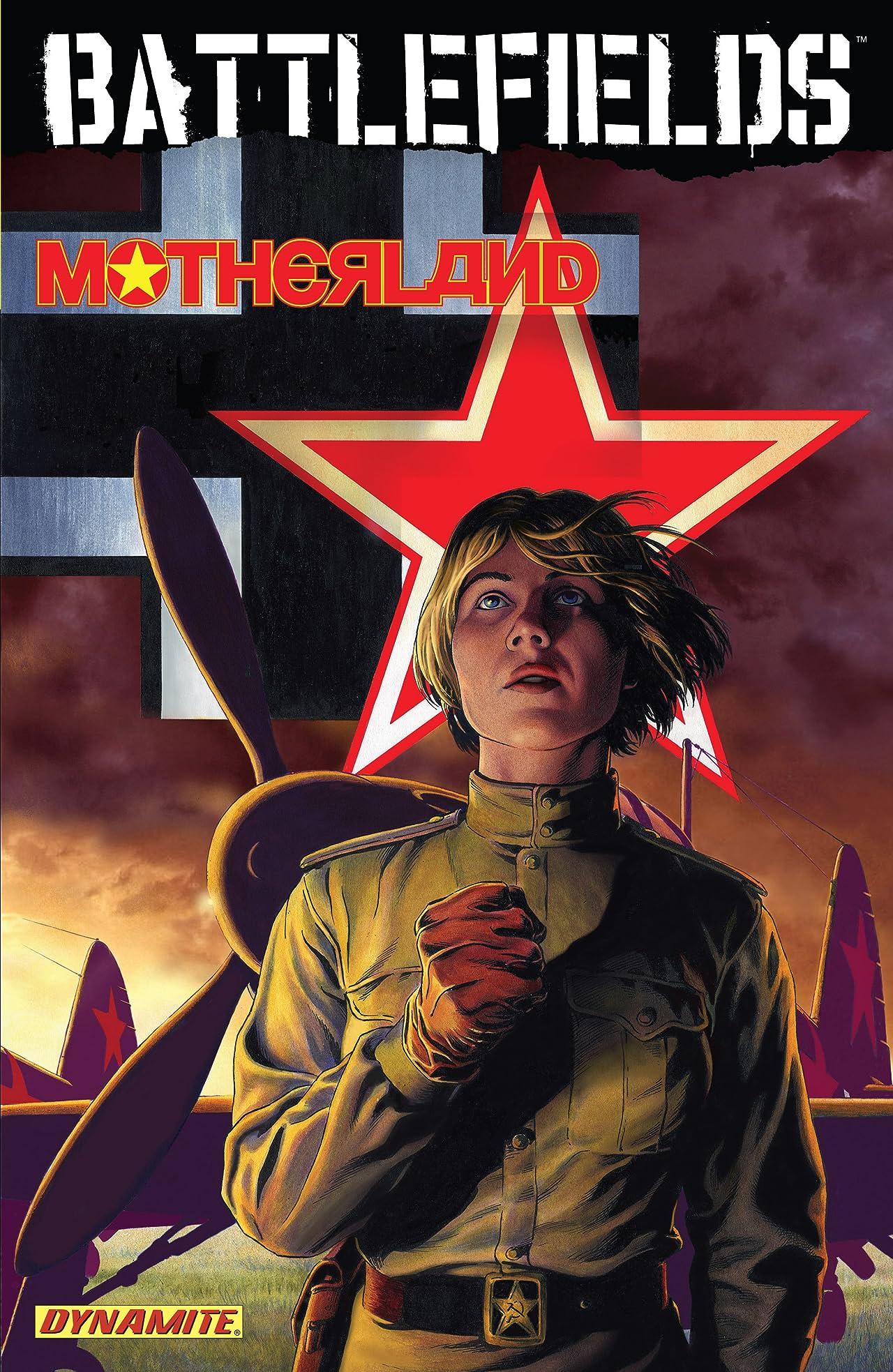 Battlefields Tome 6: Motherland