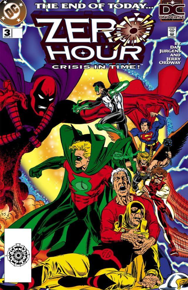 Zero Hour (1994) #3