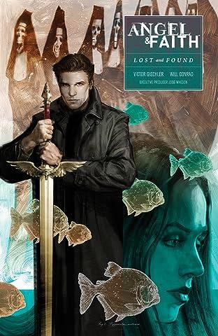 Angel & Faith: Season Ten Vol. 2: Lost and Found
