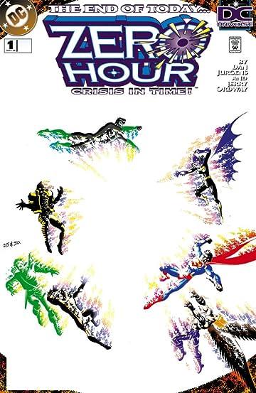Zero Hour (1994) #1