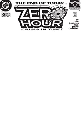 Zero Hour (1994) #0