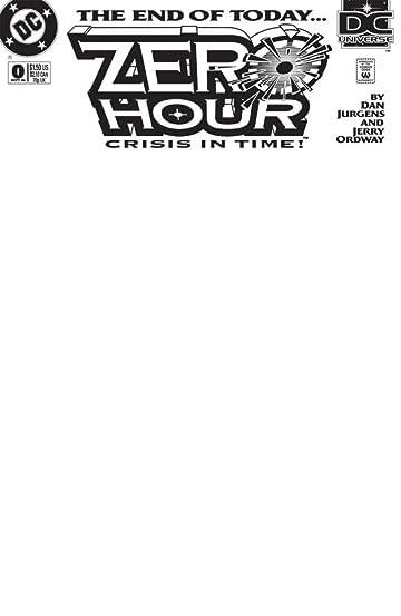 Zero Hour (1994) #0