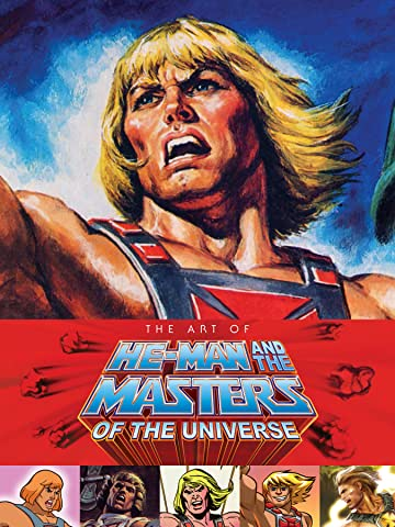 Art of He-Man and the Masters of the Universe