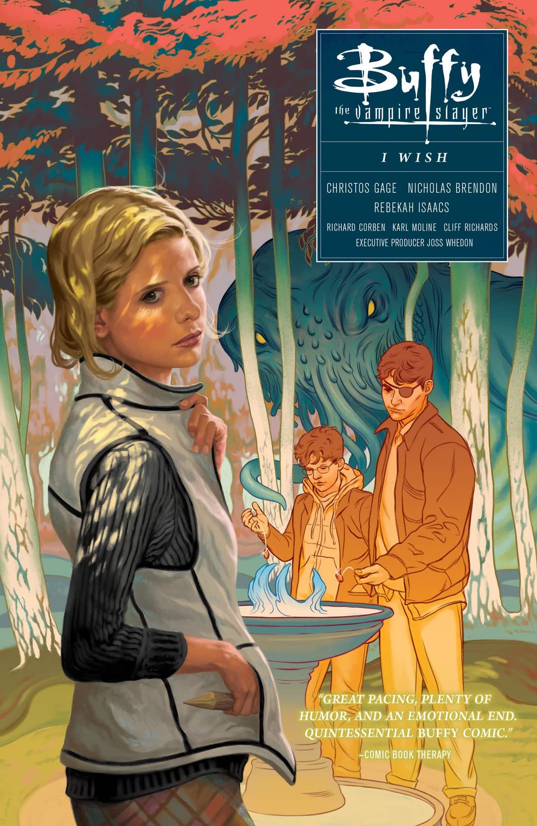 Buffy the Vampire Slayer: Season 10 Vol. 2: I Wish