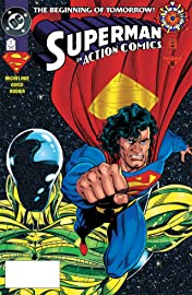 Action Comics (1938-2011) #0
