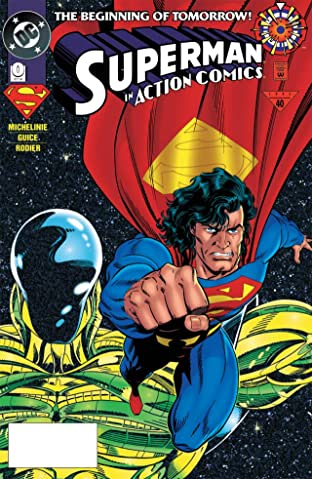 Action Comics (1938-2011) No.0