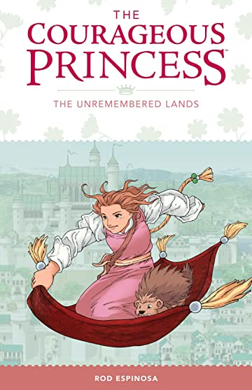 Courageous Princess Vol. 2