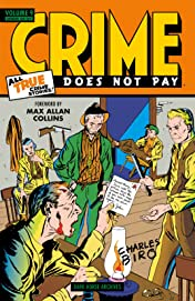 Crime Does Not Pay Archives Vol. 9