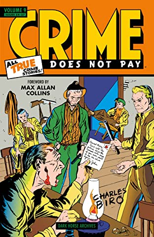 Crime Does Not Pay Archives Tome 9