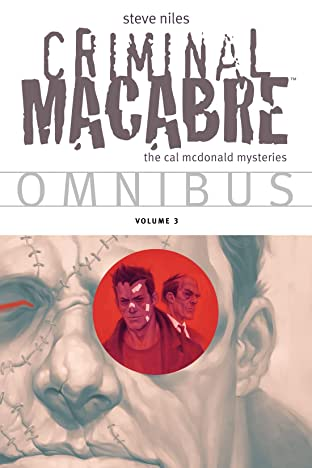 Criminal Macabre Omnibus Tome 3