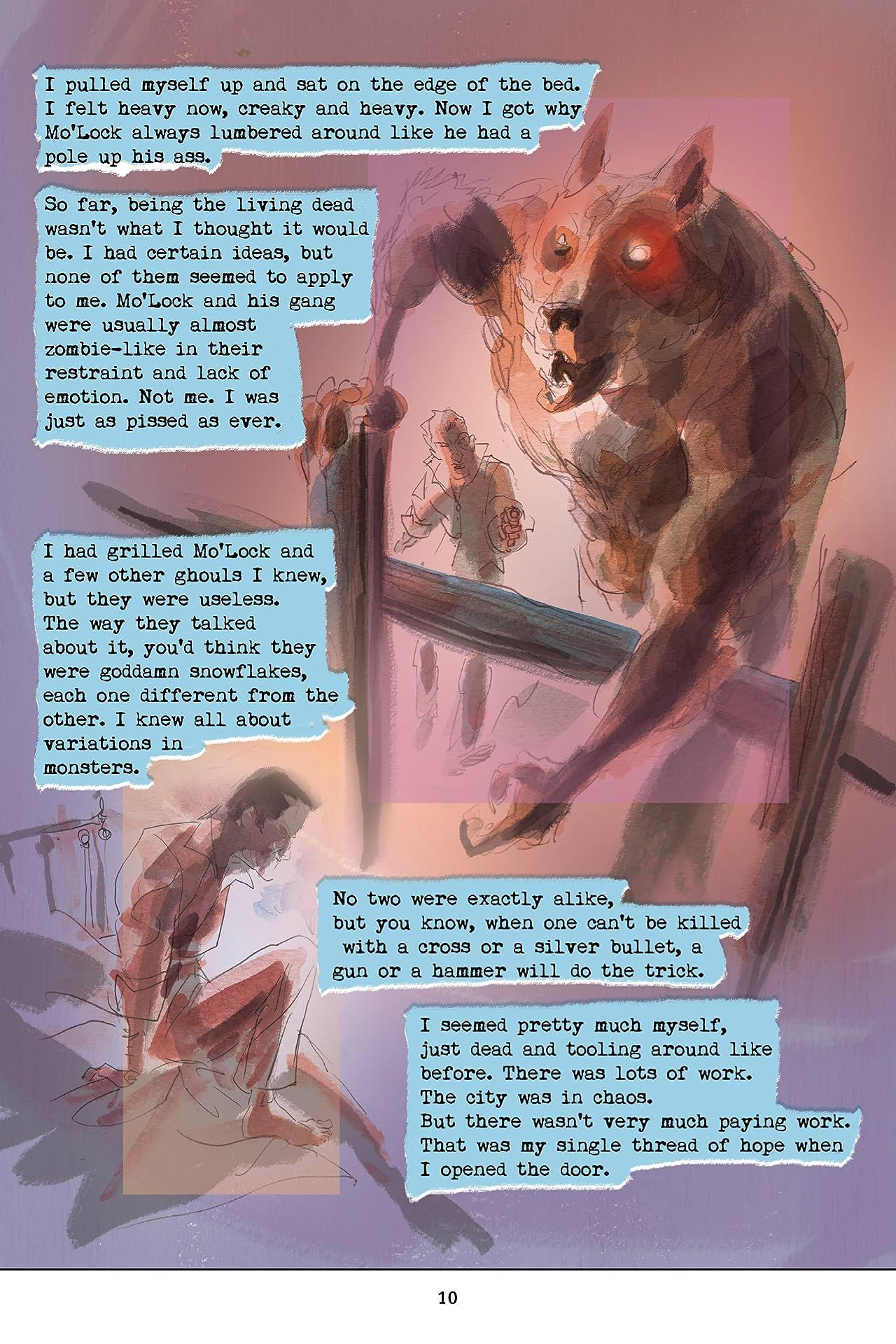 Criminal Macabre Omnibus Vol. 3