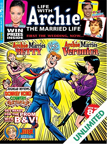 Life With Archie #8