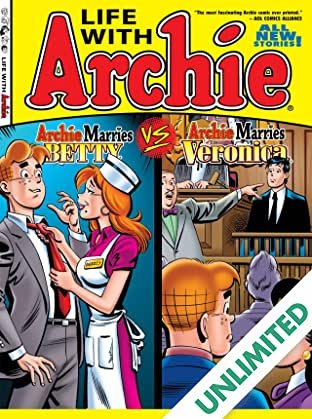 Life With Archie #10