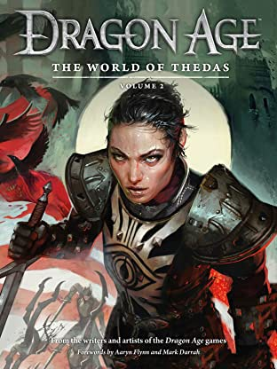 Dragon Age: The World of Thedas Tome 2