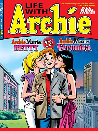 Life With Archie No.11