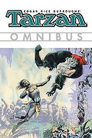 Edgar Rice Burroughs's Tarzan Omnibus Vol. 1
