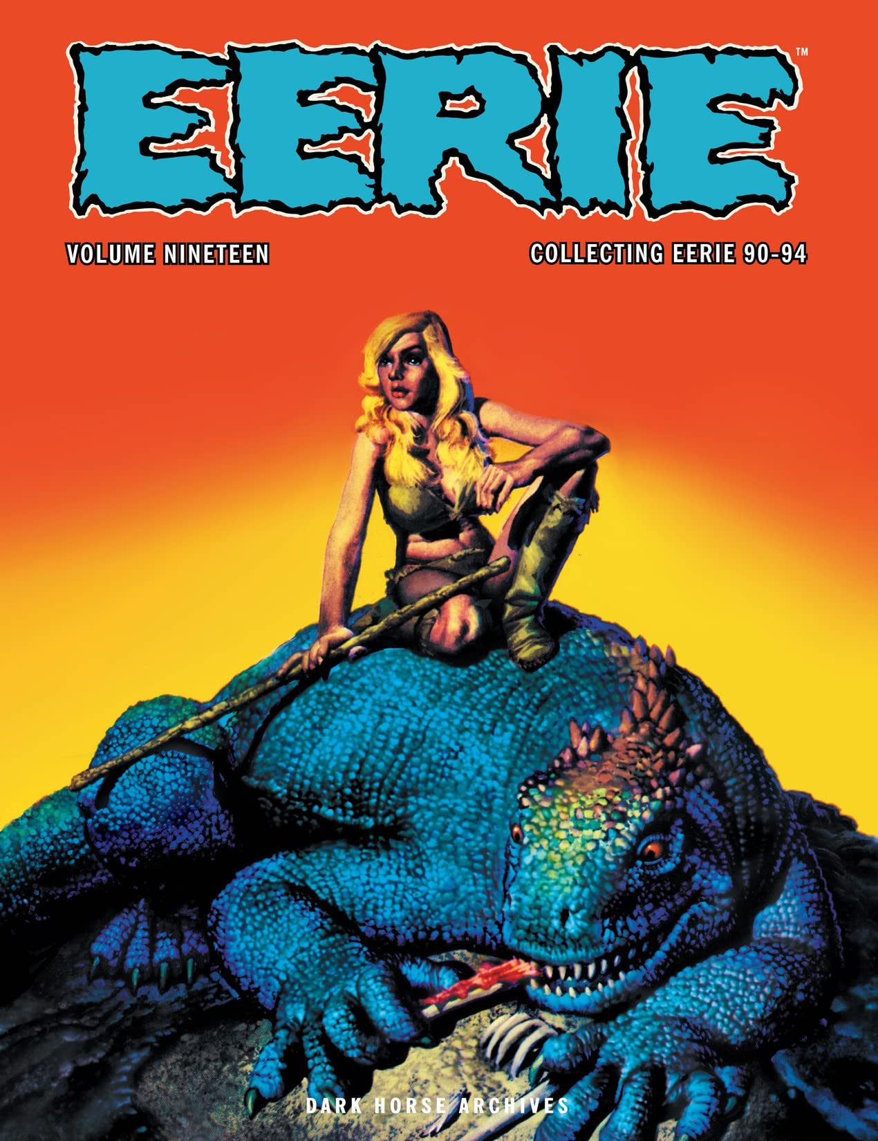 Eerie Archives Vol. 19