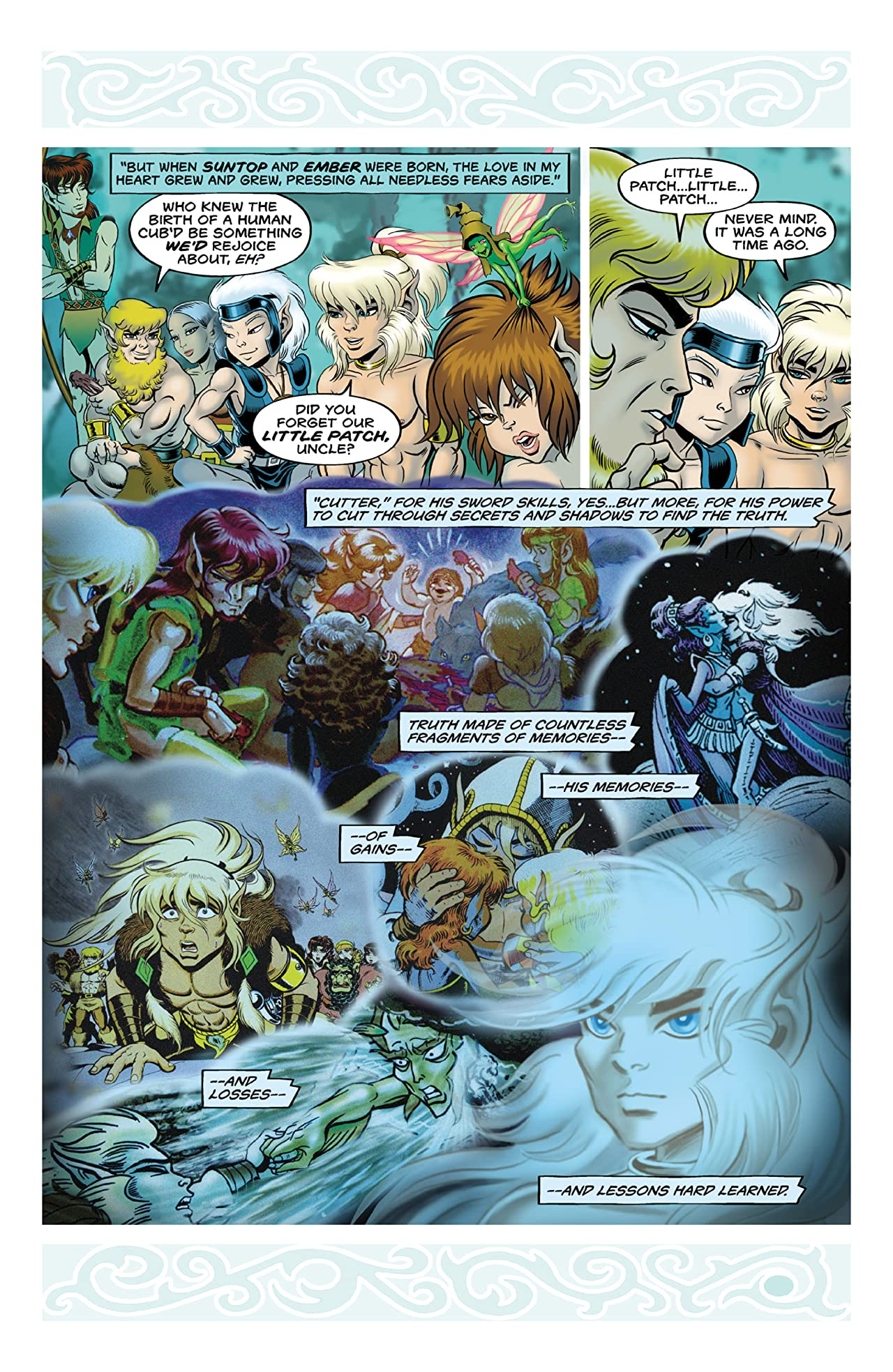 Elfquest: The Final Quest Tome 1
