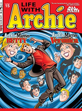 Life With Archie No.15
