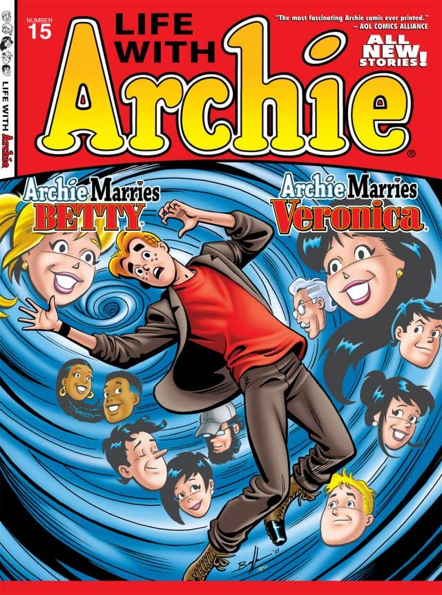 Life With Archie #15