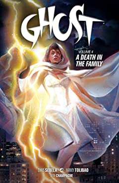 Ghost Tome 4: A Death in the Family