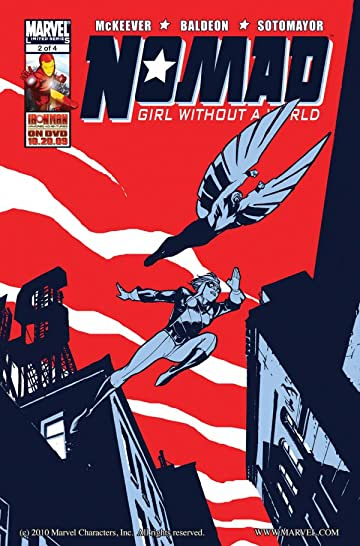 Nomad: Girl Without A World #2 (of 4)