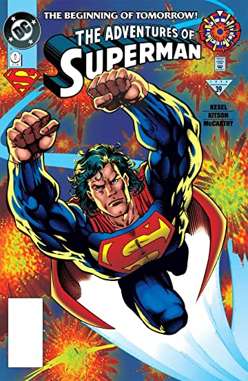 Adventures of Superman (1986-2006) #0