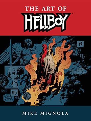Hellboy: The Art of Hellboy