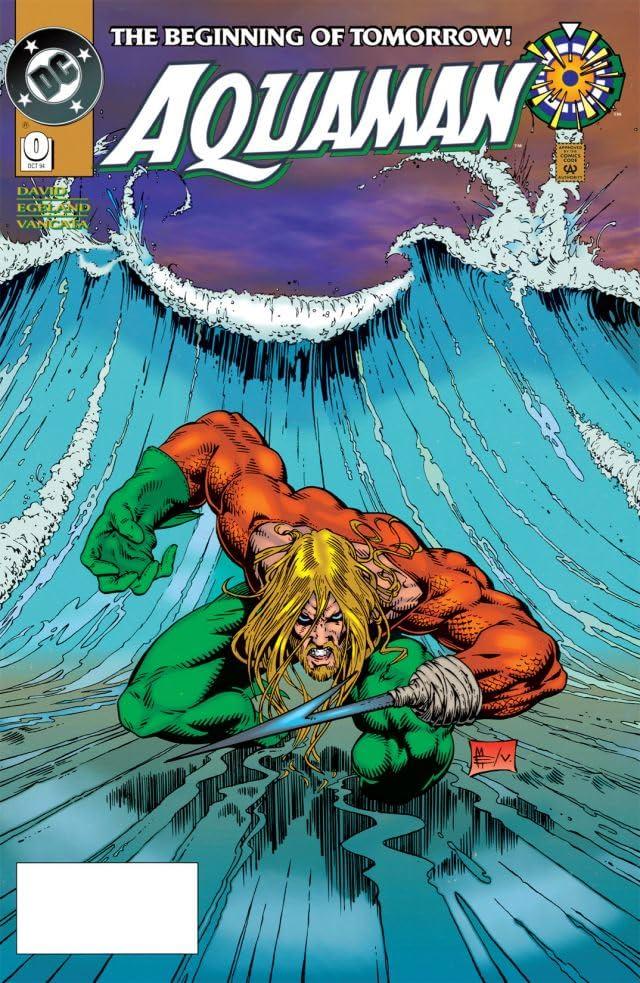Aquaman (1994-2001) #0