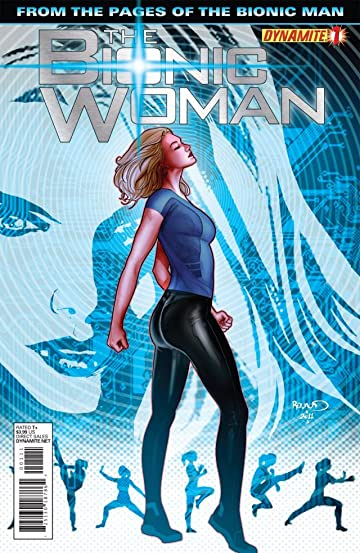 The Bionic Woman #1