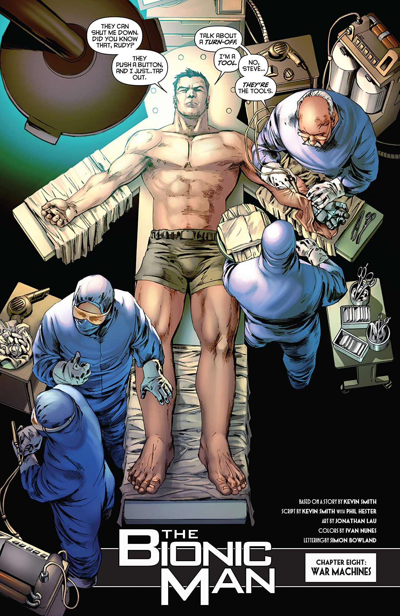 The Bionic Man #8
