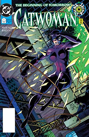 Catwoman (1993-2001) #0