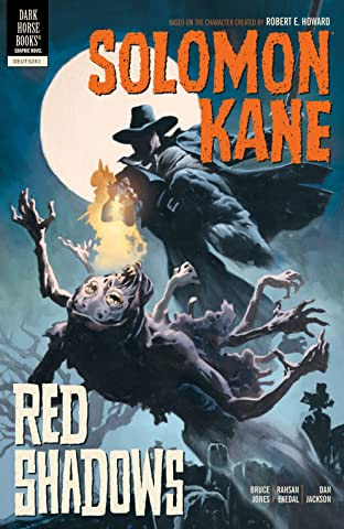 Solomon Kane Vol. 3: Red Shadows