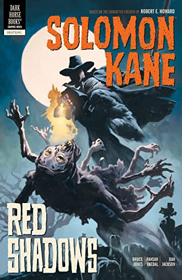 Solomon Kane Vol. 3: Red Shadows