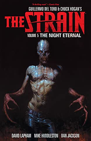 The Strain Vol. 5: The Night Eternal