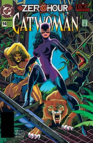 Catwoman (1993-2001) #14
