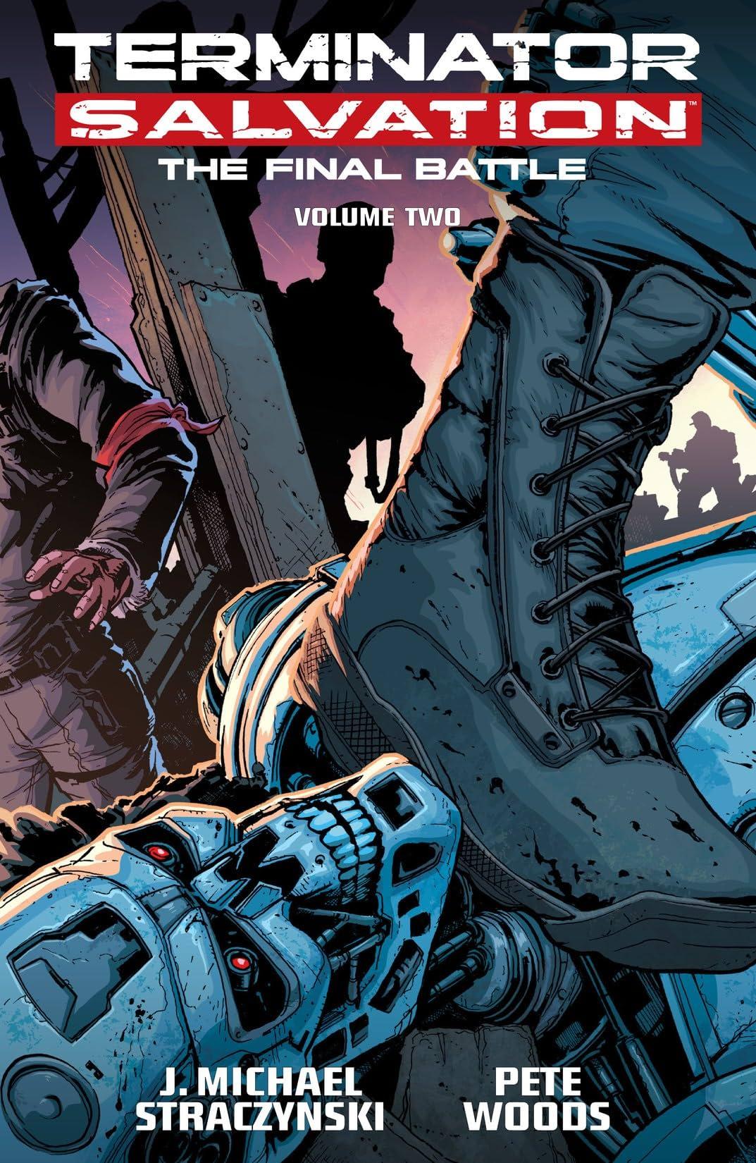 Terminator Salvation: Final Battle Vol. 2
